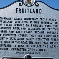 Fruitland, Фрутленд