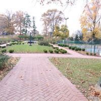 Pangborn park, looking south, Хагерстаун