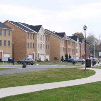 Townhouses at Pangborn Park, Хагерстаун