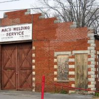 Macs Welding Service, Historic National Road, US Route 40,  67 W Franklin St, Hagerstown, MD, Хагерстаун