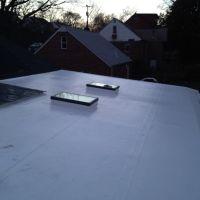 PVC Roof Install Takoma Park MD - Roof Masters, Чиллум