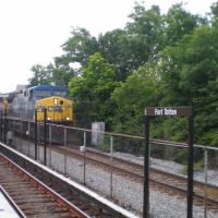 Racing Trains at the Fort Totten METRO Station!, Чиллум