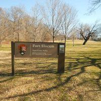 Fort Slocum, Civil War Defenses of Washington, 1861-1865, Fort Slocum Park 5700 Kansas Avenue NW Washington DC, Чиллум
