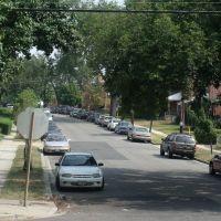 Jefferson street, Чиллум