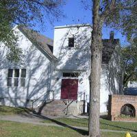 Riverdale, NE: Christian Church, Битрайс