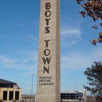 Boys Town Sign, Боис-Таун