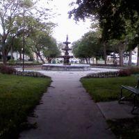 fountain in Grand Island, Гранд-Айленд