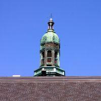 Grand Island, NE: cupola above courthouse, Гранд-Айленд