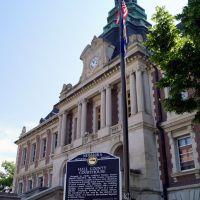 Grand Island, NE: Hall County Courthouse, Гранд-Айленд