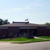 Grand Island, NE: County Administration Building, Гранд-Айленд