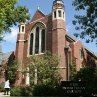 Lincoln, NE: First Presbyterian, Линкольн