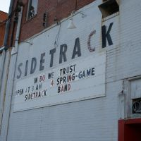 Lincoln, NE: Sidetrack, Линкольн