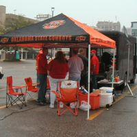 Tailgate Location for OSU vs Nebraska, Линкольн