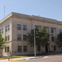 Red Willow Co. Courthouse (1926) McCook, Neb. 5-2010, Мак-Кук