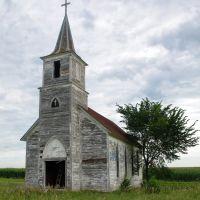 Old Church, Milford, NE, Милфорд