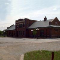 Nebraska City RR Station, Небраска-Сити