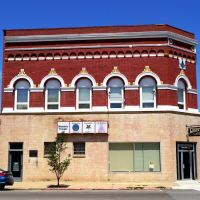 Nebraska City, NE: Western Star Lodge #2, Небраска-Сити