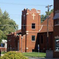 Nebraska City, NE: First Christian, Небраска-Сити
