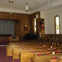 Nebraska City, NE: United Methodist, Небраска-Сити