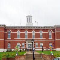 Nebraska City, NE: Otoe County Courthouse, Небраска-Сити