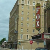 Fox Theater, North Platte, Nebraska, Норт-Платт