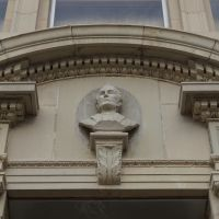 North Platte, NE: Mr. Lincoln at Lincoln County Courthouse, Норт-Платт
