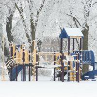 Johnson Park Playground Equipment, Норфолк