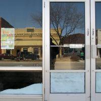 Empty storefront, 319 W Norfolk Ave, Norfolk, Nebraska, Норфолк