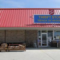 Salvation Army Thrift Store, Norfolk, Nebraska, Норфолк
