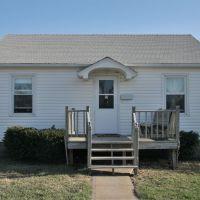 House in Norfolk, Nebraska, Норфолк