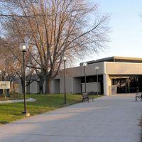 Norfolk Public Library, Norfolk NE, Норфолк