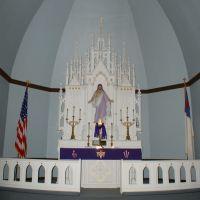 Norfolk, NE: St. Pauls Lutheran, Норфолк