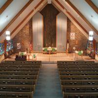 Norfolk, NE: Mount Olive Lutheran (LCMS), Норфолк