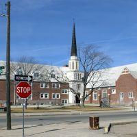 Norfolk, NE: First United Methodist, Норфолк