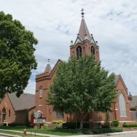 Norfolk, NE: St. Pauls Lutheran (WELS), Норфолк