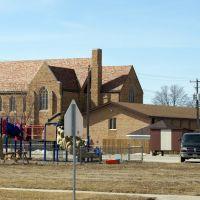 Norfolk, NE: Grace Lutheran (LCMS), Норфолк
