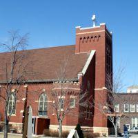 Norfolk, NE: Sacred Heart Catholic, Норфолк