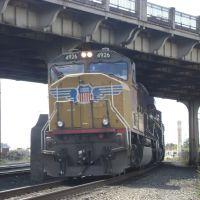 Union Pacific, Albany, OR, Олбани