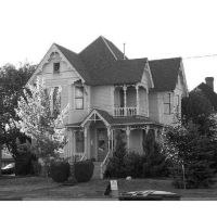 Victorian house, Albany, Oregon, Олбани