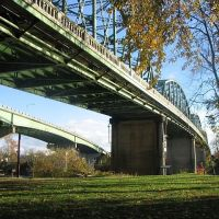 Bridges over the Willamette River - Albany, Олбани