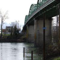 Willamette River Bridge, Олбани