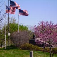 Memorial at Heartland Park, Омаха