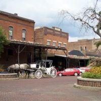 Omaha Old Market Carraige, Омаха