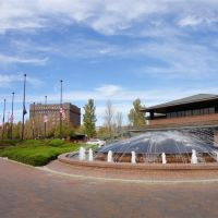 ConAgra Foods fountain, Omaha, NE, Омаха
