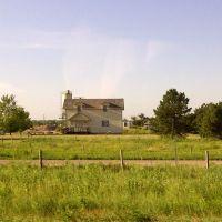 2011, Grant, NE, USA - country home, Оффутт база ВВС