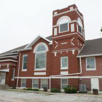 Sargent, NE: United Methodist, Оффутт база ВВС
