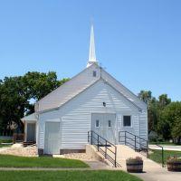 Sumner, NE: Grace Lutheran (LCMS), Оффутт база ВВС