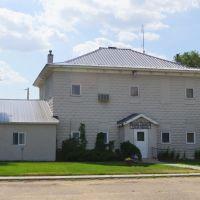 Brewster, NE: Blaine County Courthouse (2012), Оффутт база ВВС