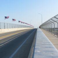 M Ave Bridge, Оффутт база ВВС