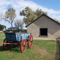 Fort Hartsuff State Historical Park, Valley County, Nebraska, Оффутт база ВВС